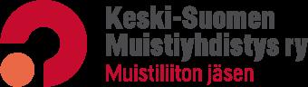 Keski-Suomen muistiyhdistyksen logo