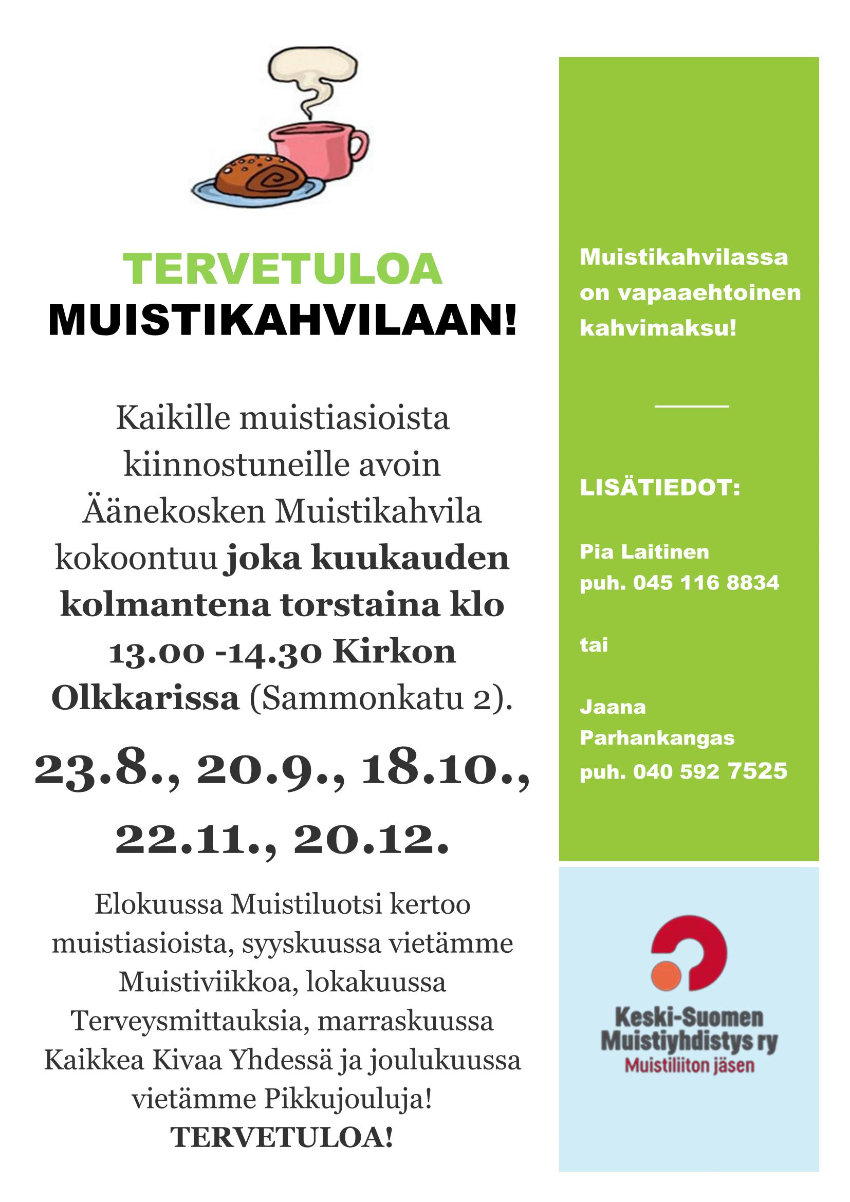 Muistikahvila Äänekoski syksy 2018 (002)-1
